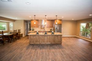 Rawe kitchen remodel