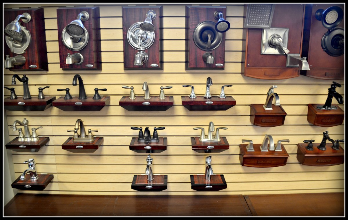 Bathroom showrooms shrewsbury - Showroom Faucets And Hardware 1