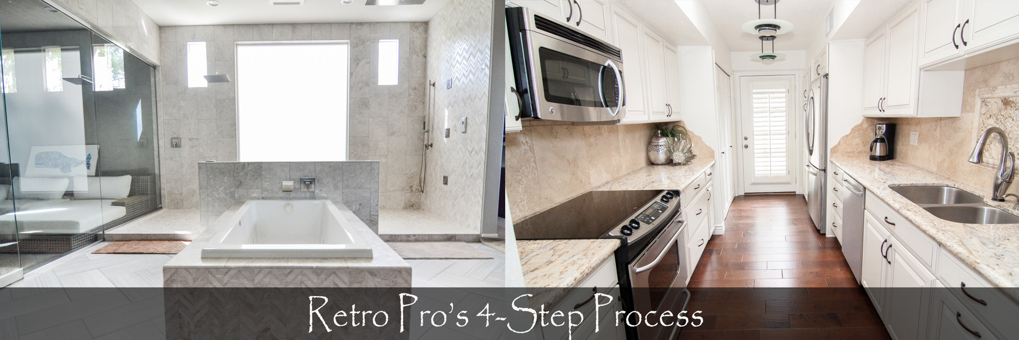 Our remodeling process