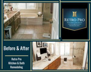 Kitchen & bathroom Remodeling Transformations