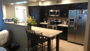 Barrett kitchen remodel