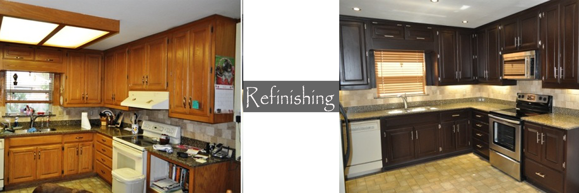 Cabinet Makeover Replace Reface Or Refinish