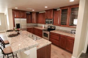 Catalina kitchen remodel