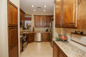Evans kitchen remodel