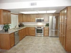 Fisher kitchen remodel