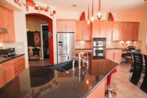 Hamid kitchen remodel