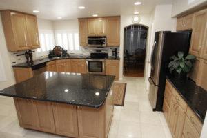 Perkins kitchen remodel