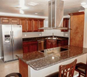 Rivery kitchen remodel