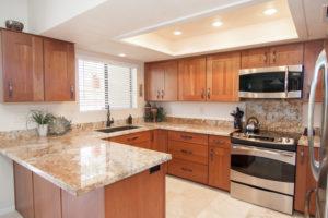 Ruddy kitchen remodel