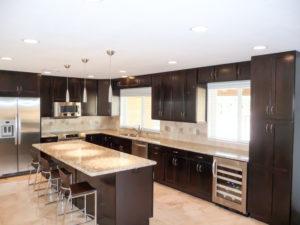 Soli kitchen remodel