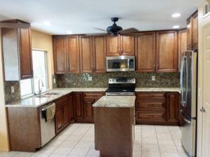 Wellhousen kitchen remodel