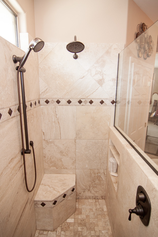 Two Headed Shower Designs. Interesting Tile Shower Design Pictures ...